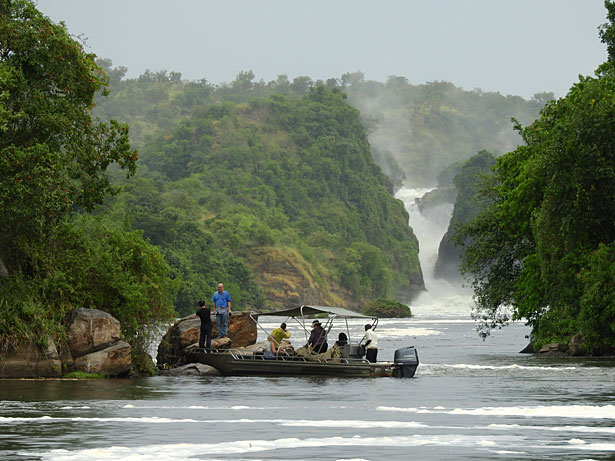 Morchisann Falls