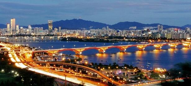 Vacanze in Corea del Sud