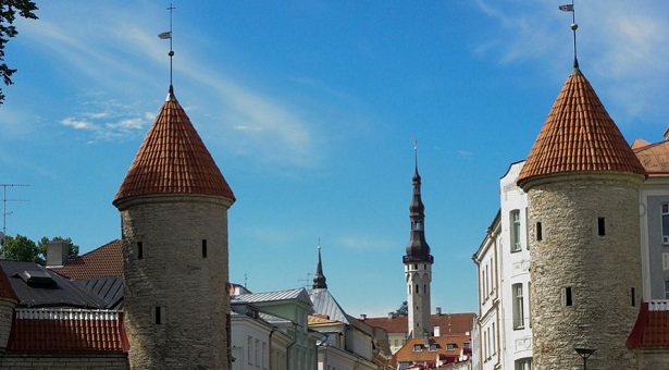 Estonia: Tallinn