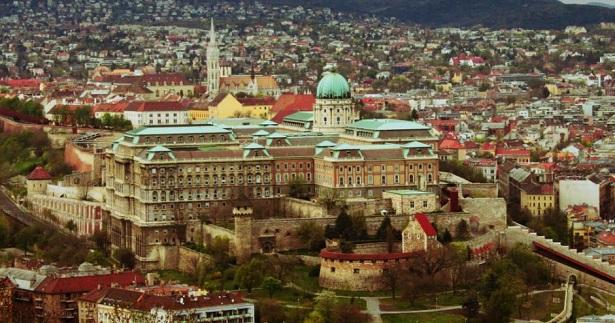 Terme a Budapest