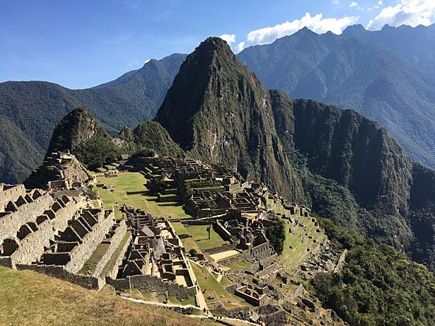 viaggi organizzati peru Machu Pichu