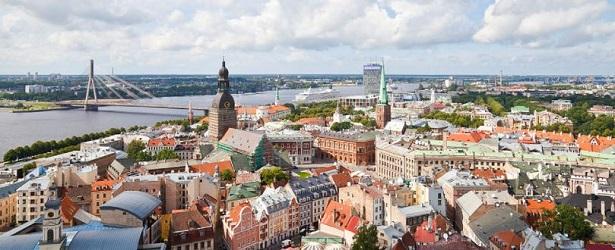 Vivere a Riga