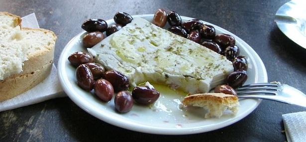 Piatti greci tipici
