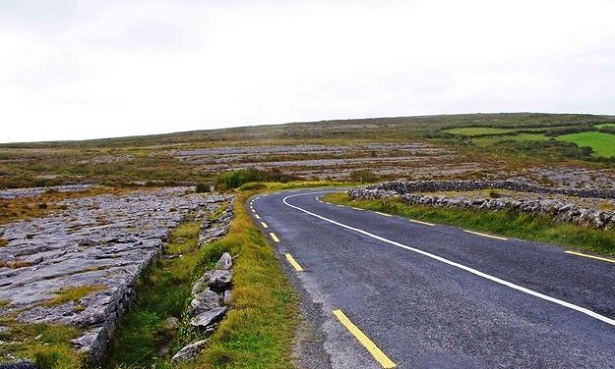 Burren Irlanda