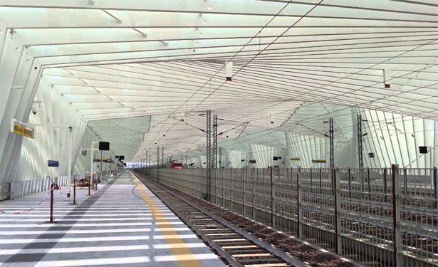 stazione calatrava reggio emilia