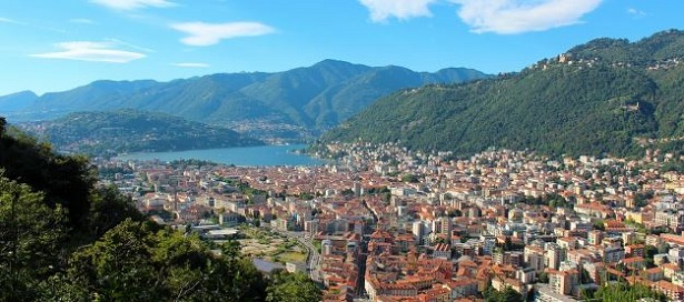 Città di Como e dintorni
