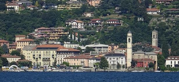 Città di Como : funicolare Como-Brunate