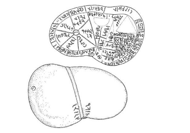 fegato etrusco di piacenza