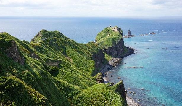 Hokkaido, Giappone: isola