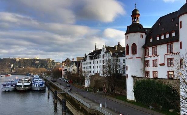 Coblenza, Germania