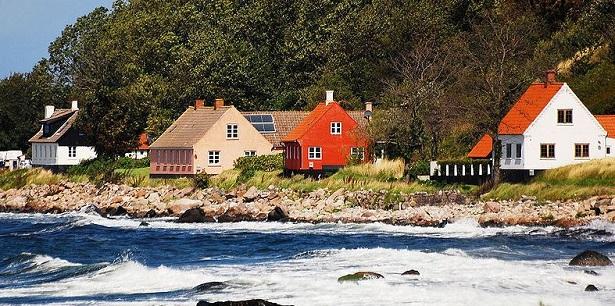 Isola di Bornholm, Danimarca