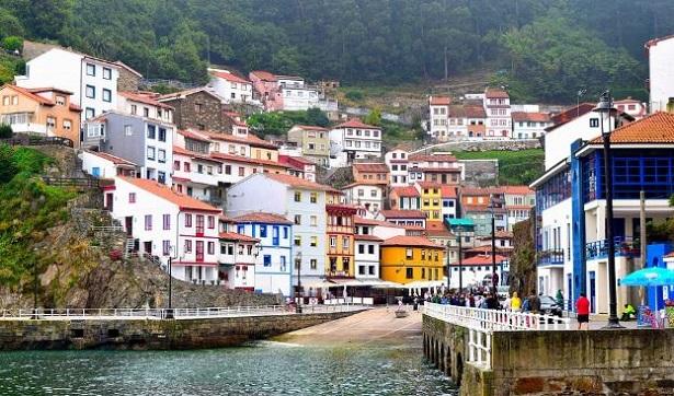 Asturie: costa verde