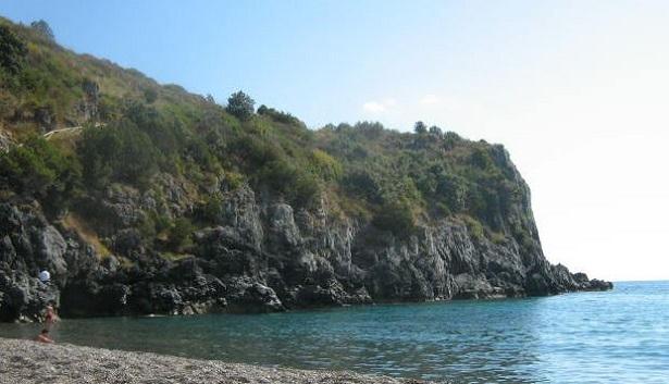 Marina di Camerota: spiaggia