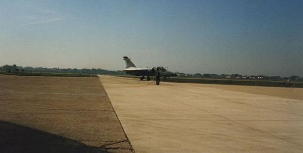 Pratica di mare aeroporto militare