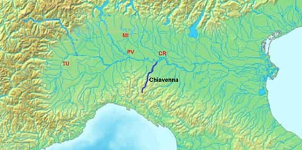 Chiavenna: Palazzo Vertemate Franchi