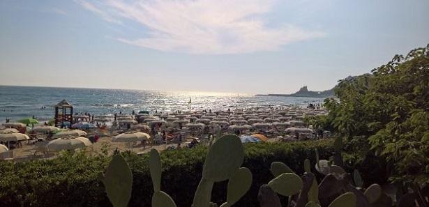 Sperlonga: spiaggia
