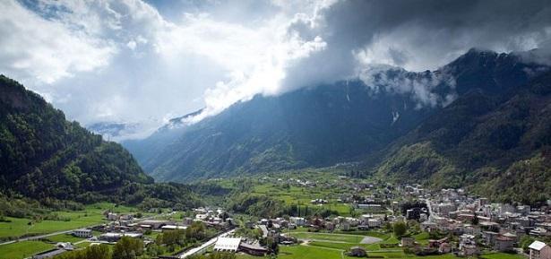 Valtellina: Chiuro