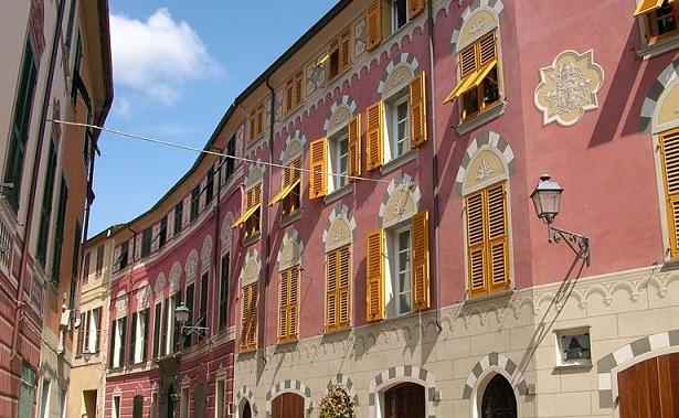 Varese Ligure: il castello