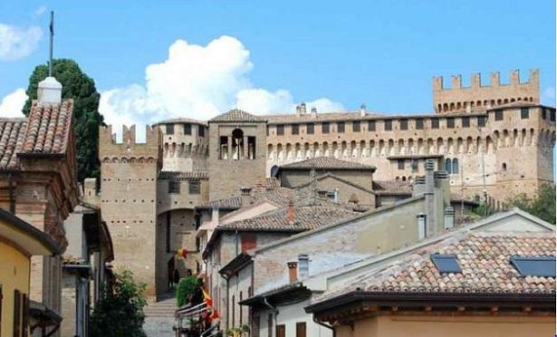 Castello di Gradara: dove si trova
