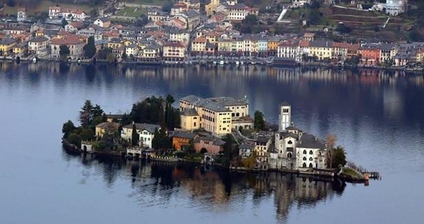 L'isola di Orta San Giulio: dove si trova,