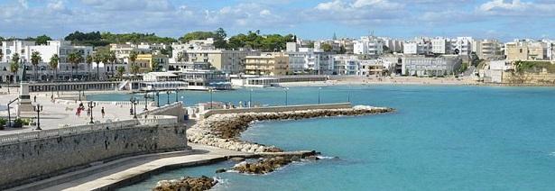 Otranto: mare