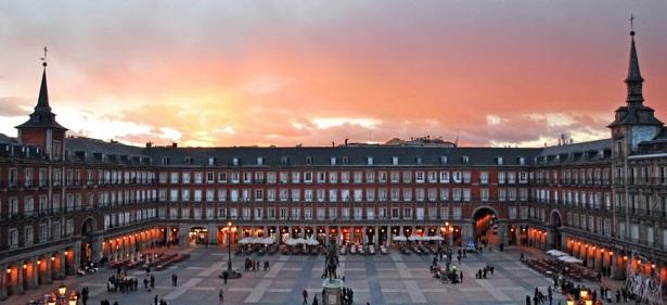 Come raggiungere Madrid dall'aeroporto