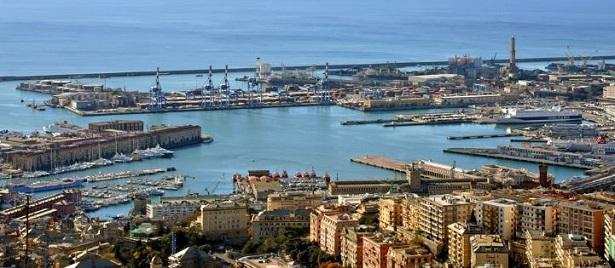 Parcheggio Genova porto