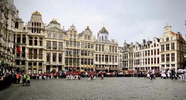 Treno Bruxelles – Bruges