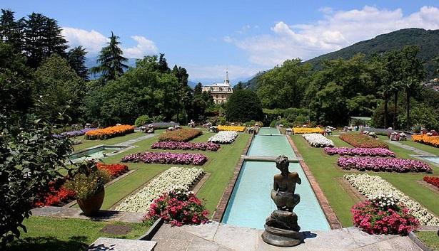 Villa Taranto a Verbania