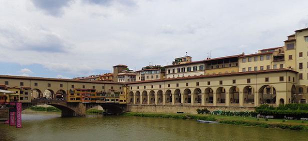Firenze e il Corridoio Vasariano
