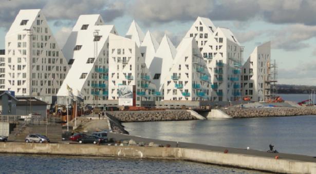 Ponte infinito di Aarhus