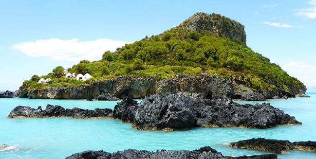 Quali grotte vedere sull'Isola di Dino