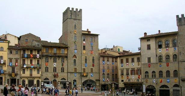Weekend ad Arezzo