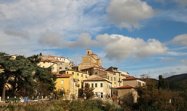 Santa Luce, Toscana