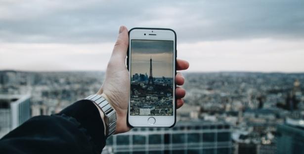 App per foto di viaggio