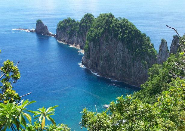 isole Samoa americane